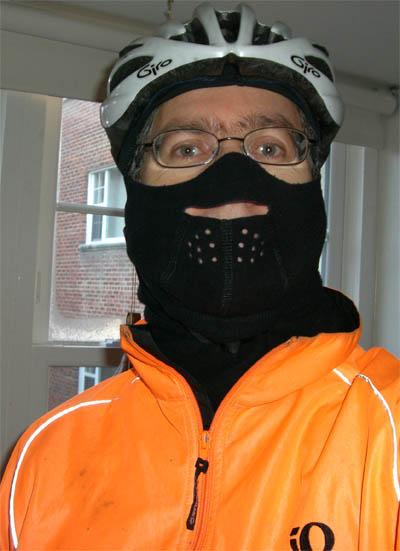 warm cyclist