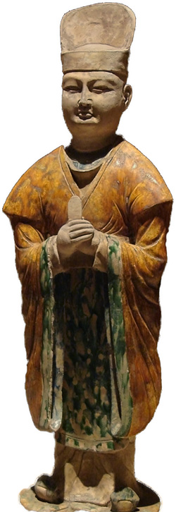bureaucrat, Tang Dynasty, China
