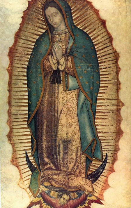 Our Lady of Guadalupe, proof of NAWALT