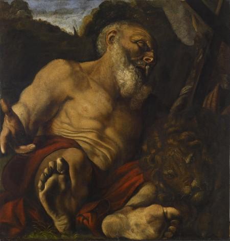 Jerome in the desert