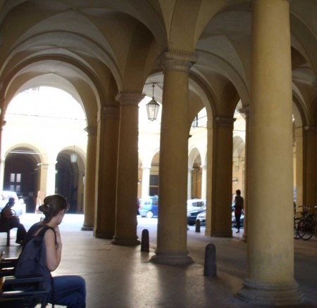 University of Bologna, interior