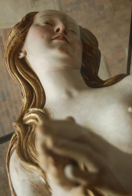 De Maria Magdalena, wood sculpture