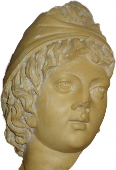 Attis, castrated priest of goddess Cybele