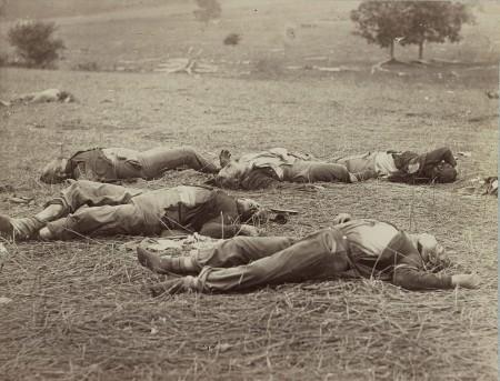 sacrifice of men's lives