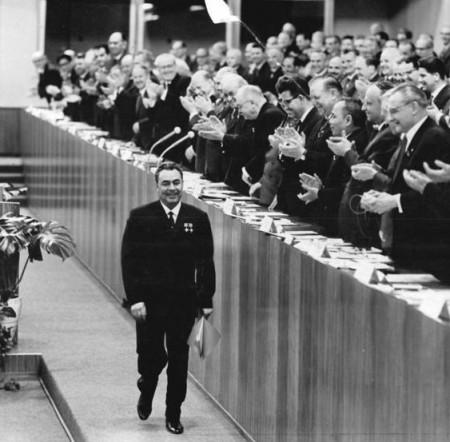 Brezhnev in the Era of Stagnation