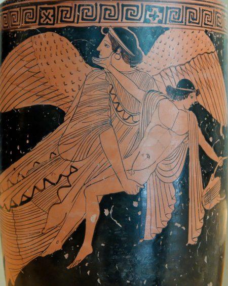 Eos abducting Cephalus
