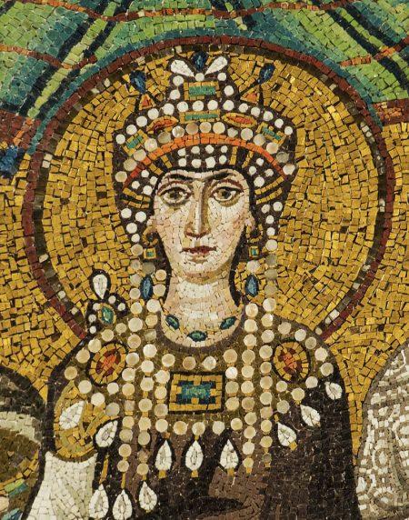 Byazantine Empress Theodora (d. 548)